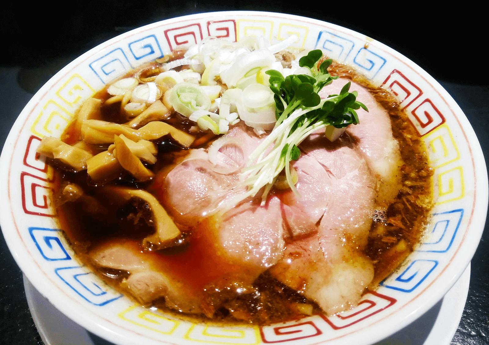 サバ6製麺所 西中島南方店 サバ醤油そば