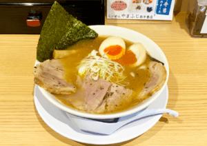 らーめんやまふじ西中島店