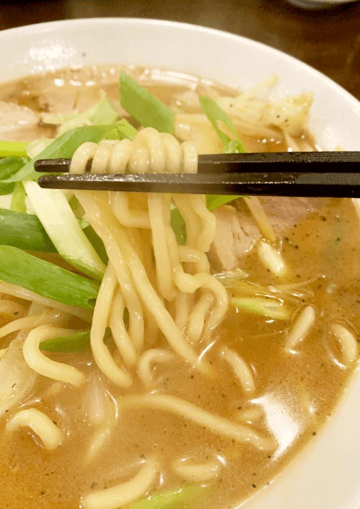 らぁめんじん 西中島店(IHARA) 炙り味噌