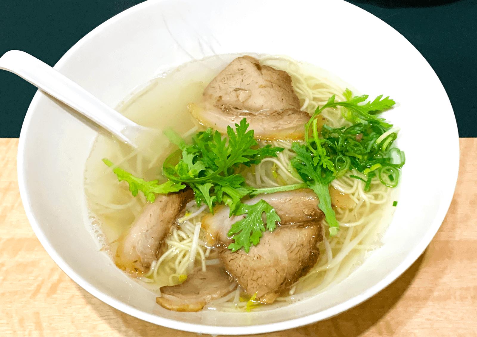 大王 ラーメン(塩)