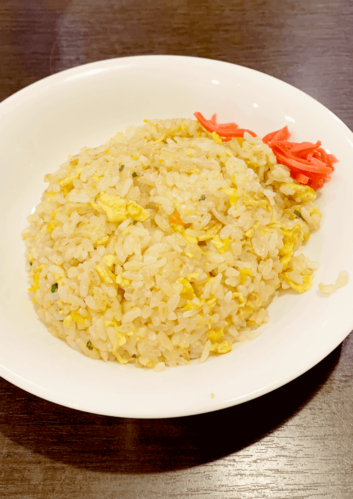 新京 焼飯