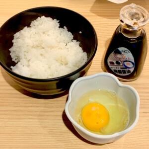 らーめんやまふじ西中島店 らー卵セット